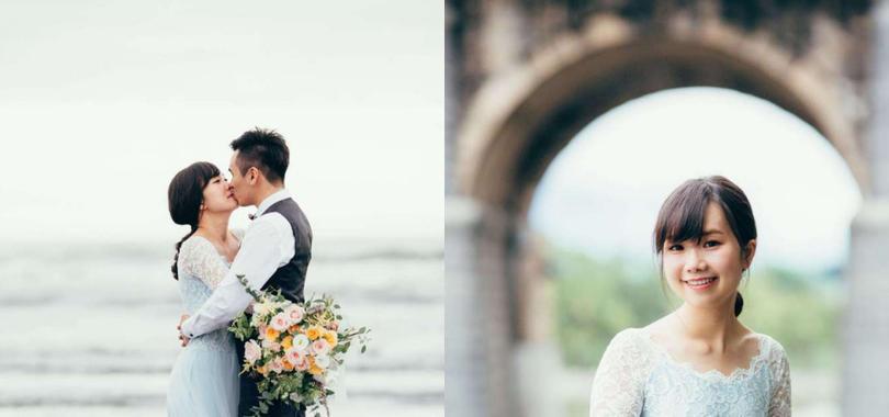 美式风格婚纱照 - 越来越多人都喜欢的拍照风格