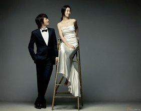 韩式婚纱照的拍摄风格特点