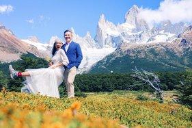 林可彤和香港男友结婚照图片曝光