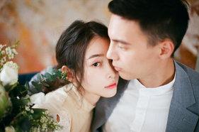 挑一种不一样的婚纱摄影风格,婚纱照图片美美的